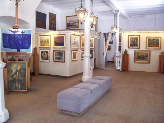 Galería de Arte Portón de San Pedro