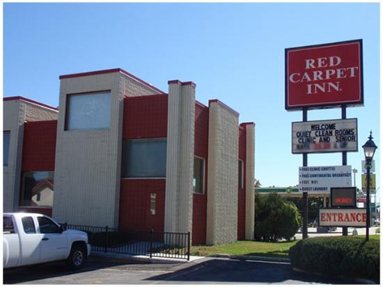 Red Carpet Inn : Exterior (OpenTravel Alliance - Exterior view)