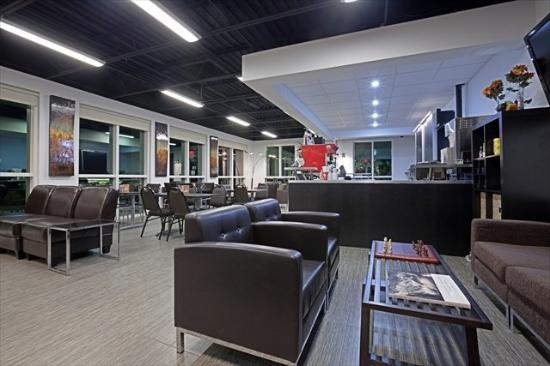 Bentley's Boutique Hotel, BW Premier Collection: Cafe