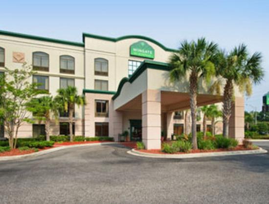 Holiday Inn Express & Suites Jacksonville Airport: Welcome to the Wingate by WY Jacksonville