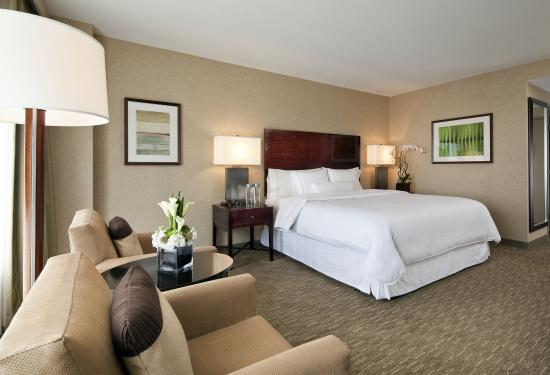 The Westin South Coast Plaza: Deluxe Room