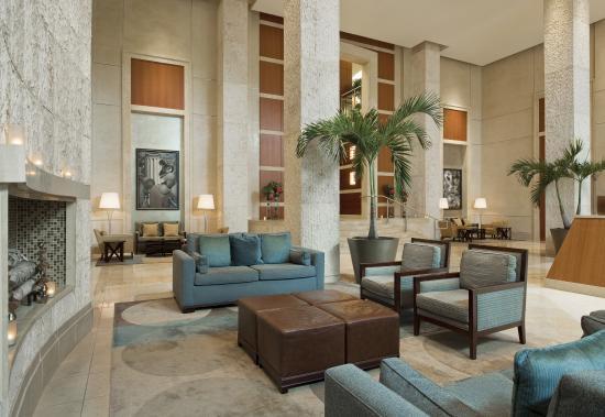 The Westin Alexandria: Lobby
