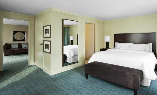 Westin Alexandria: Executive Suite