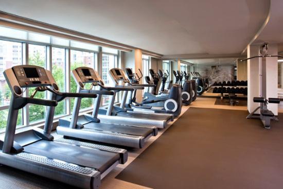The Westin Alexandria: Fitness Center