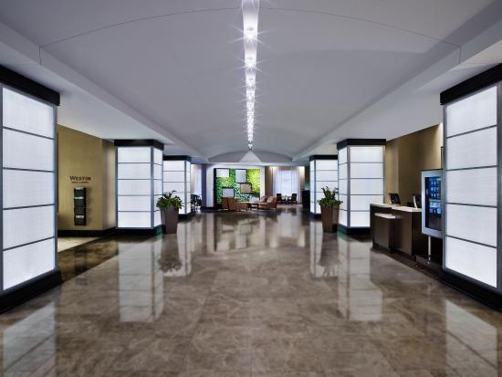 Westin Annapolis: Lobby