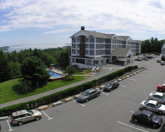Bluenose Inn - A Bar Harbor Hotel: Bluenose Property