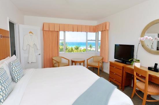 South Seas Hotel Miami Ocean View Room