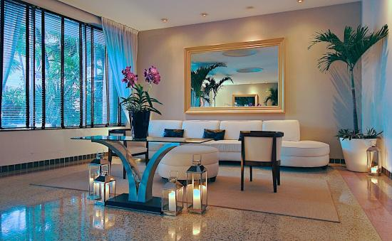 South Seas Hotel: Lobby