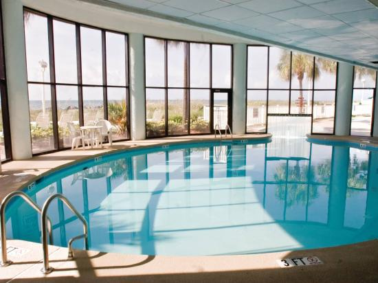 Indoor swimming pool picture of wyndham vacation resorts - Indoor swimming pool myrtle beach sc ...