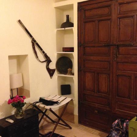 Riyad El Cadi: An example of the decor in my room