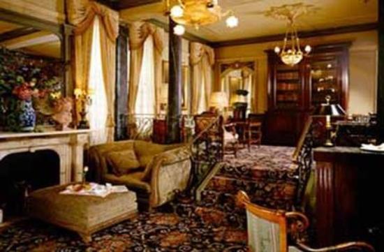 Hotel Majestic: Lobby