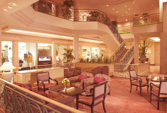 Oxford Palace Hotel: Lobby view