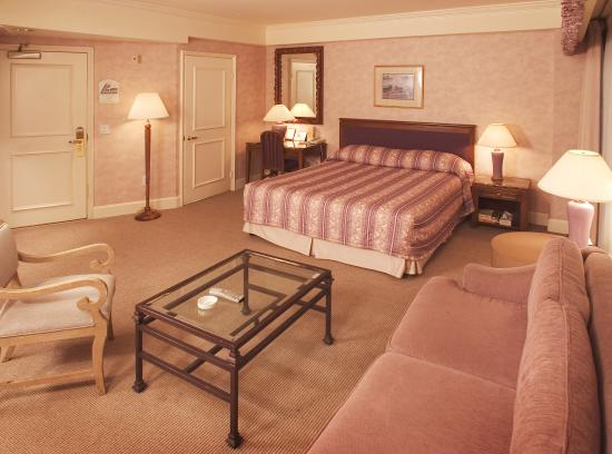 Oxford Palace Hotel: Junior Suite