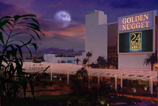 Golden Nugget Laughlin: Exterior view
