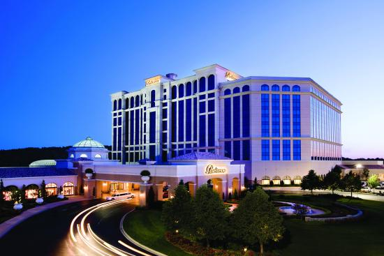 Belterra Casino Resort: Exterior View