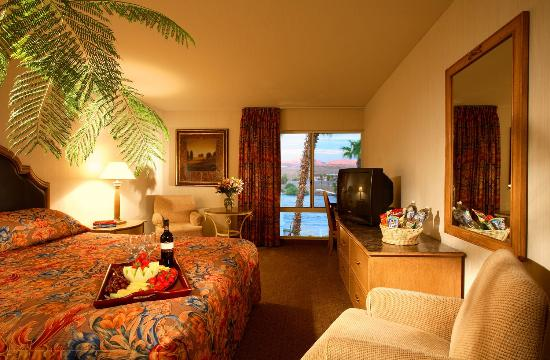 Golden Nugget Laughlin: Guest room King Style