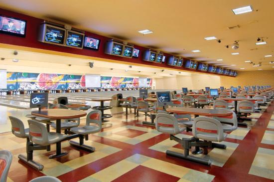Suncoast Hotel and Casino: Bowling Center