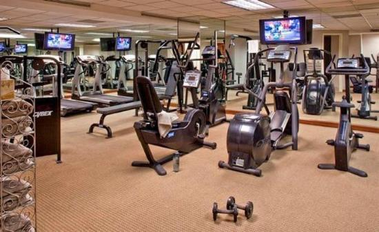 Washington Court Hotel on Capitol Hill: Fitness