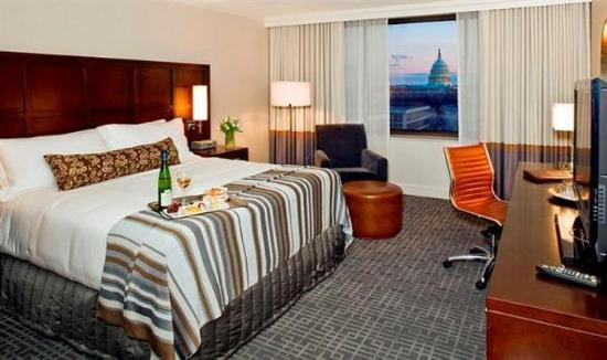 Washington Court Hotel on Capitol Hill: King