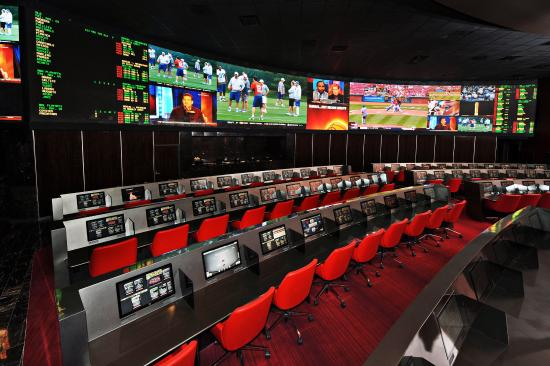 Palms Casino Resort: Race & Sports Book