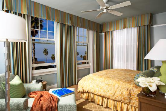Grande Colonial La Jolla : Grande Colonial Ocean-View Junior Suite King