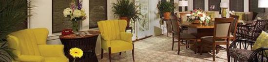 Hotel Fauchere: Lobby view