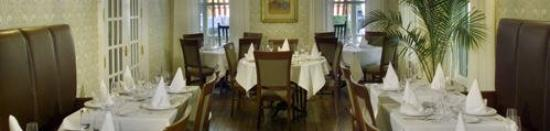 Hotel Fauchere: Dining Room