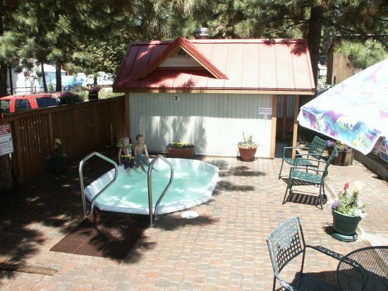 Firelite Lodge: Spa