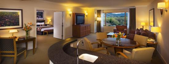 Pala Casino Resort and Spa: Grand Suite