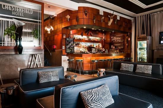 Chesterfield Hotel: Lobby