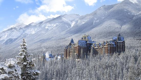 Incentive travel - Fairmont Banff Springs