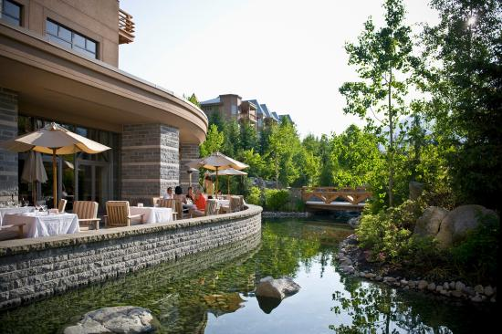 Four Seasons Resort and Residences Whistler : Four Seasons Whistler - Restaurant