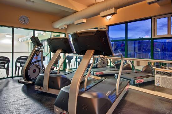 Holiday Inn West Kelowna: Fitness Center
