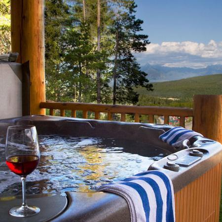 Northstar Mountain Village Resort: Northstar Hot Tub
