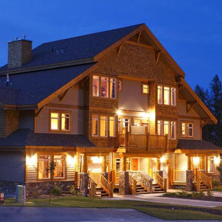 Northstar Mountain Village Resort: Northstar 3 Bedroom Exterior