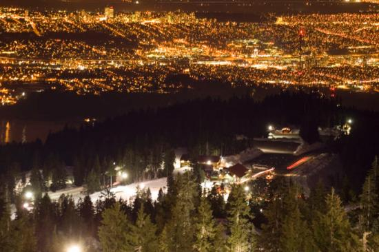 North Vancouver Hotel: Mt Seymour
