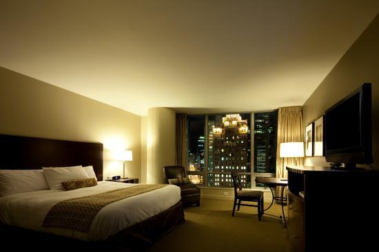 Auberge Vancouver Hotel : TCCHotel