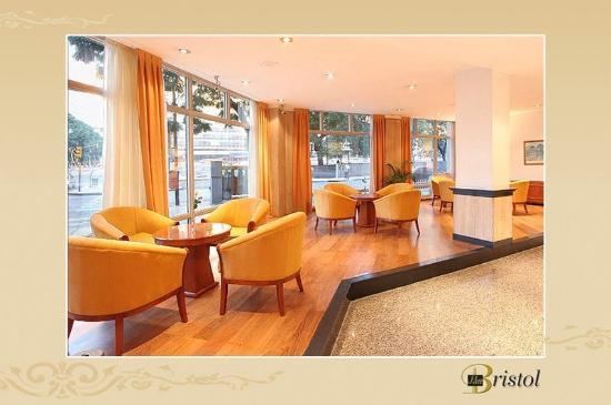 Bristol Hotel Buenos Aires: Lounge