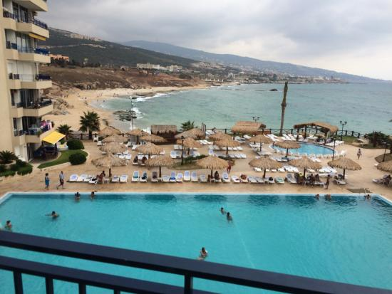 Sawary Resort & Hotel: view from my room