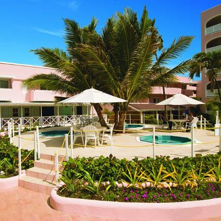 Butterfly Beach Hotel: South -East