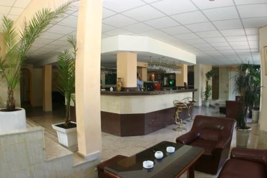 Atlantic Hotel : Lobby Bar