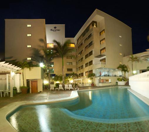 Puerta del sol hotel barranquilla colombia opiniones for Resort puertas del sol precios