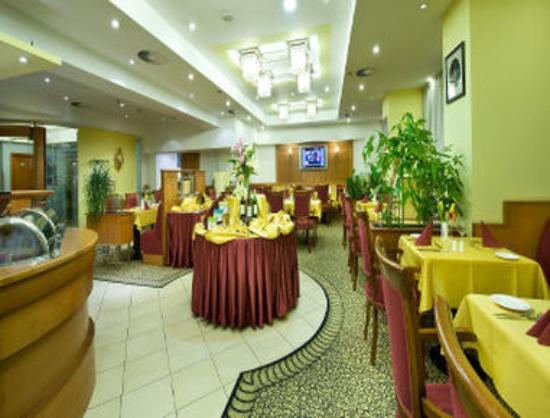 Ramada Prague City Centre: Restaurant