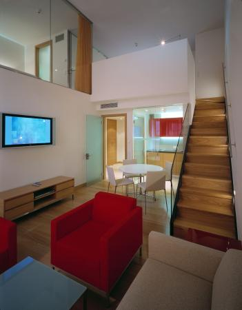 Vienna House Andel's Prague : Two-Bedroom Maisonette