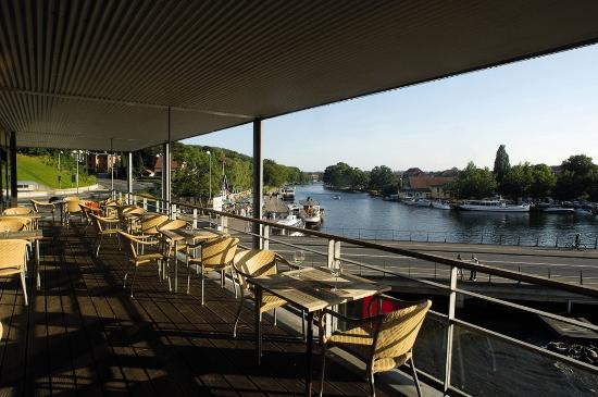 Radisson Blu Papirfabrikken Hotel, Silkeborg : Restaurant