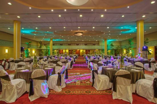 Crowne Plaza Santo Domingo: Las Carrabelas Ballroom