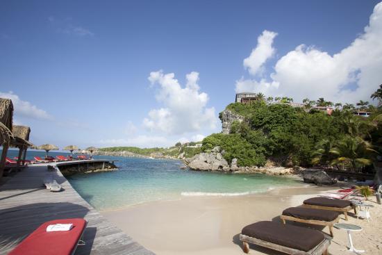 La Toubana Hotel & Spa : Toubana Beach