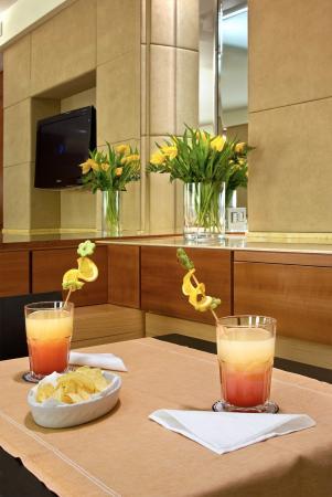 Hotel Memphis: Restaurant