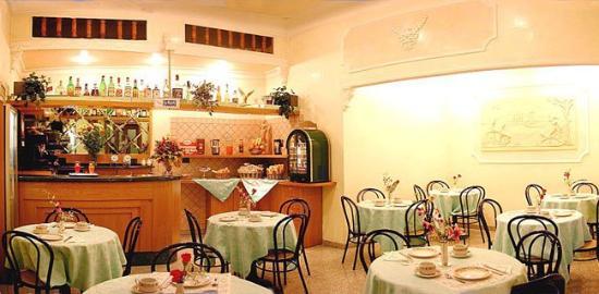 Hotel Dorica: Bar/Lounge