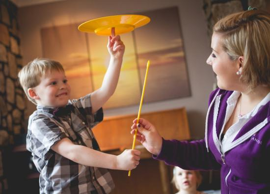 FREE Family Activities at The Esplanade Hotel